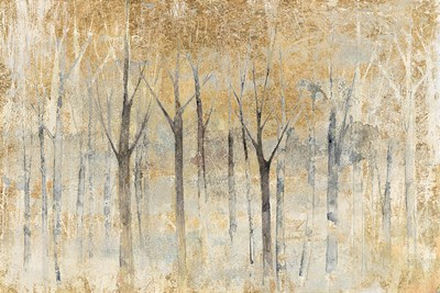 Seasons End Gold art print by Avery Tillmon for $65.00 CAD