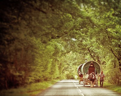 The Road to Appleby art print by Keri Bevan for $41.25 CAD