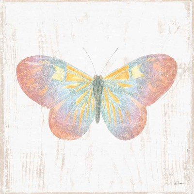 White Barn Butterflies I art print by Sue Schlabach for $36.25 CAD