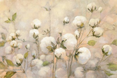 Cotton Field art print by Julia Purinton for $65.00 CAD
