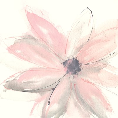 Blush Clematis I art print by Chris Paschke for $58.75 CAD