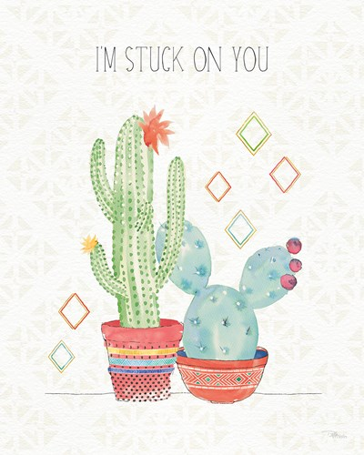 Sweet Succulents II art print by Pela Studio for $58.75 CAD