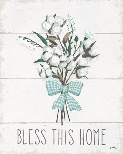 Blessed II art print by Janelle Penner for $58.75 CAD