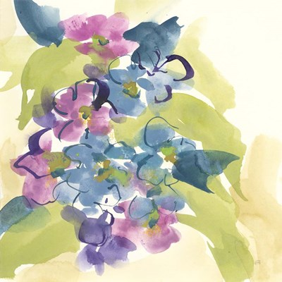 Spring Bouquet II art print by Chris Paschke for $58.75 CAD