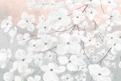 Bringing in Blossoms Blush art print by James Wiens for $46.25 CAD
