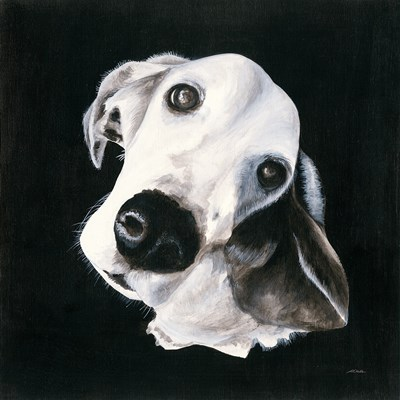 Max I art print by Patsy Ducklow for $51.25 CAD