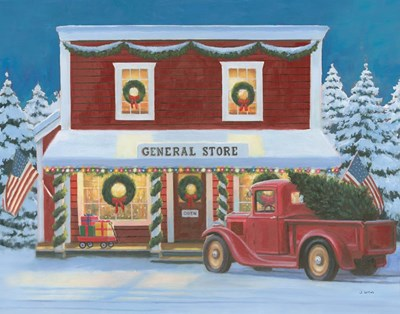 Holiday Moments I art print by James Wiens for $43.75 CAD