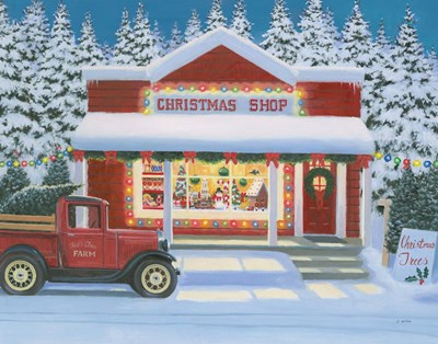 Holiday Moments II art print by James Wiens for $43.75 CAD