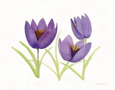 Easter Blessing Flowers VII art print by Kathleen Parr McKenna for $37.50 CAD
