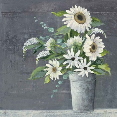 Late Summer Bouquet II art print by Julia Purinton for $58.75 CAD