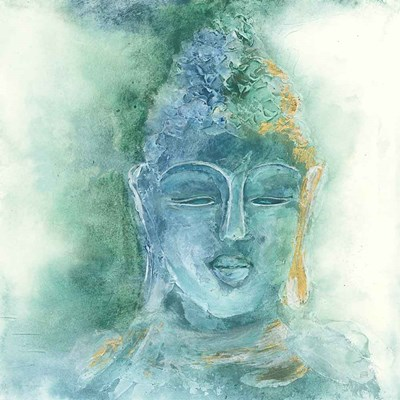 Gilded Buddha II art print by Chris Paschke for $58.75 CAD