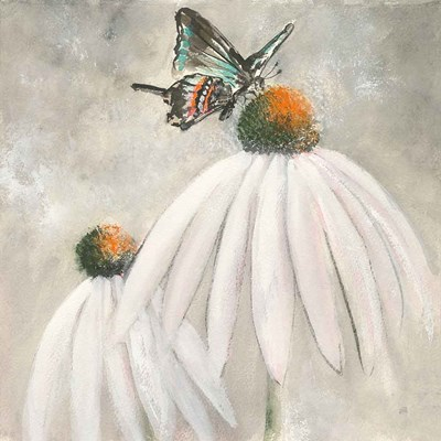Butterflies are Free I art print by Chris Paschke for $58.75 CAD