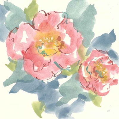 Peony in the Pink I art print by Chris Paschke for $83.75 CAD