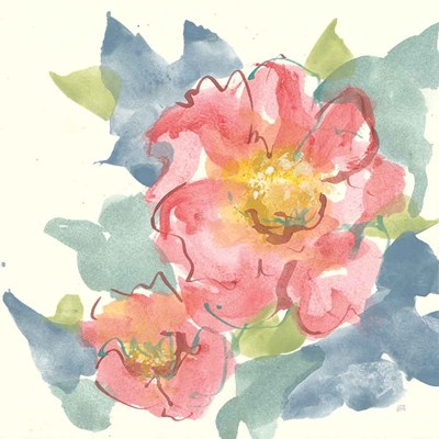 Peony in the Pink II art print by Chris Paschke for $83.75 CAD