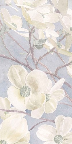 Breezy Blossoms I Sage art print by James Wiens for $55.00 CAD