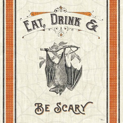 Be Scary IV art print by Pela Studio for $58.75 CAD