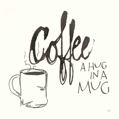 Coffee Sayings V art print by Chris Paschke for $43.75 CAD