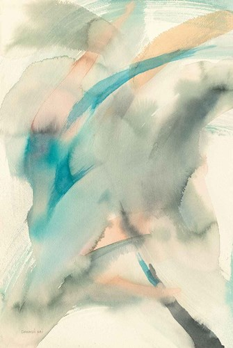 In Motion I art print by Danhui Nai for $46.25 CAD