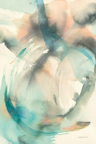 In Motion II art print by Danhui Nai for $46.25 CAD