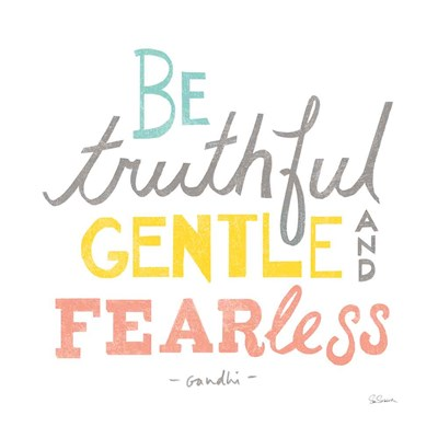 Be Truthful art print by Sue Schlabach for $36.25 CAD