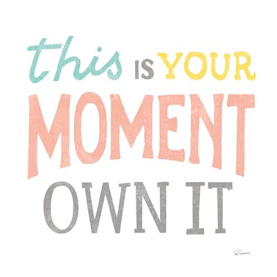 This Moment art print by Sue Schlabach for $36.25 CAD