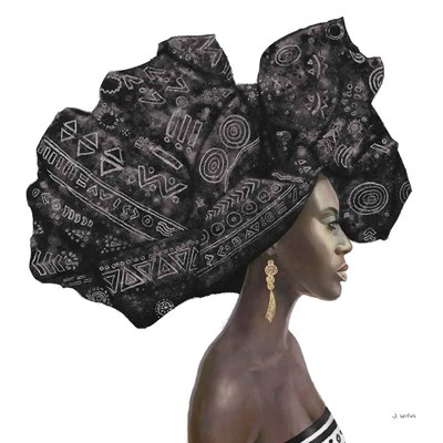 Pure Style II Black art print by James Wiens for $83.75 CAD