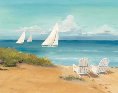 Setting Sail Light Crop art print by Avery Tillmon for $87.50 CAD