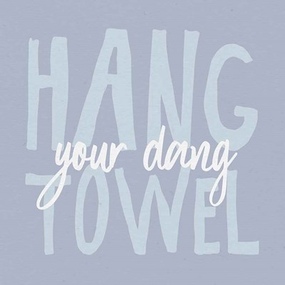 Bathroom Advice II art print by Wild Apple Portfolio for $51.25 CAD