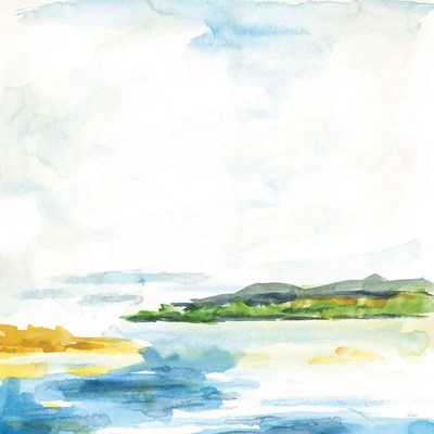 Distant Islands art print by Sue Schlabach for $83.75 CAD