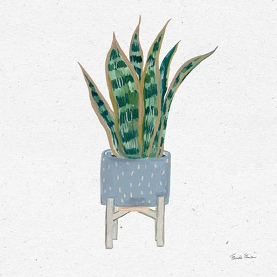 Home Garden II art print by Farida Zaman for $36.25 CAD