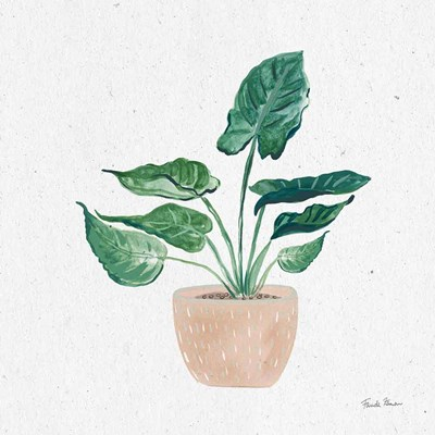 Home Garden III art print by Farida Zaman for $36.25 CAD