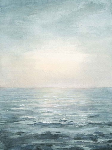Soothing Sea art print by Danhui Nai for $56.25 CAD