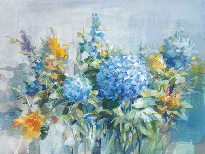 August Garden art print by Danhui Nai for $70.00 CAD