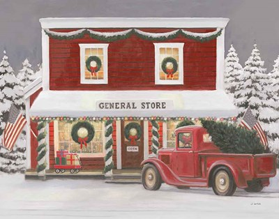 Holiday Moments I Gray art print by James Wiens for $57.50 CAD