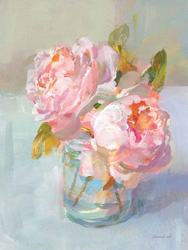 Sweet Roses II art print by Danhui Nai for $70.00 CAD
