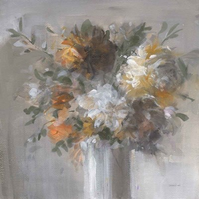 Weekend Bouquet with Green art print by Danhui Nai for $58.75 CAD