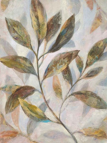 Leafy Flow I art print by Danhui Nai for $61.25 CAD