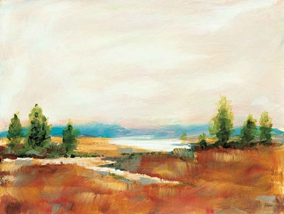 Amity Pond art print by Sue Schlabach for $70.00 CAD