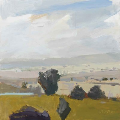 View of the Valley art print by Pamela Munger for $83.75 CAD