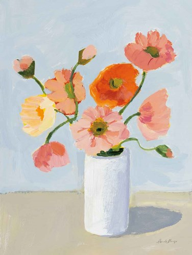 Iceland Poppies art print by Pamela Munger for $61.25 CAD