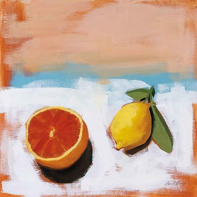 Fruit and Cheer I art print by Pamela Munger for $83.75 CAD