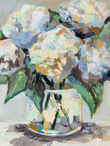 Beach House Bouquet art print by Jeanette Vertentes for $42.50 CAD