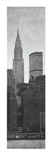 City Towers art print by Pete Kelly for $66.25 CAD