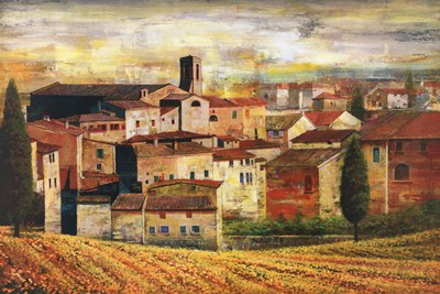 Villalonga I art print by Georges Generali for $78.75 CAD