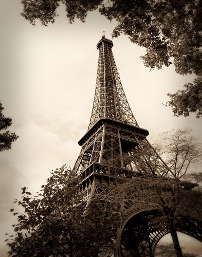 Last Day in Paris I art print by Emily Navas for $22.50 CAD