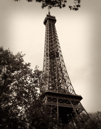 Last Day in Paris II art print by Emily Navas for $22.50 CAD