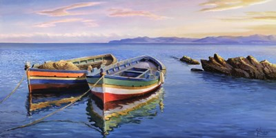 Sottovento art print by Adriano Galasso for $58.75 CAD