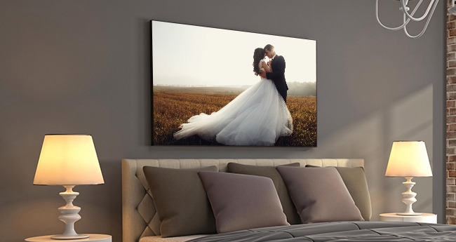 wedding canvas art